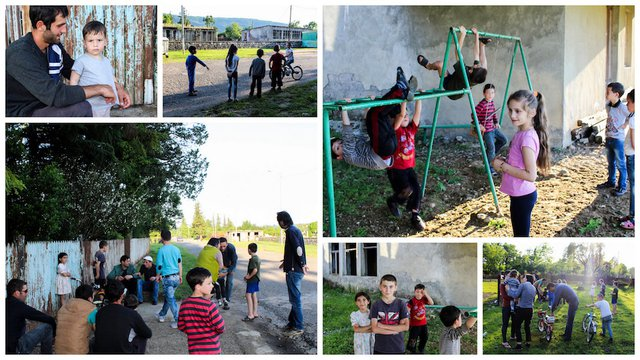 Community Playground in Urta