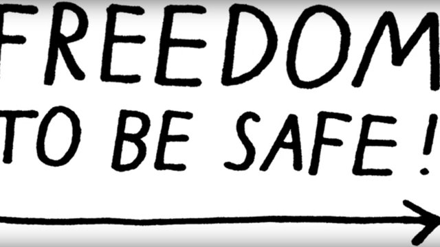 Freedom To Be Safe: Preventing HIV/AIDS